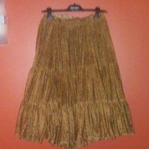 Dresses & Skirts - Sexy Chic Retro Leopard Tiered Petticoat Tutu Slip